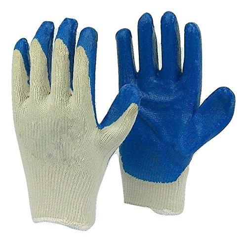 Coated String Gloves - 4