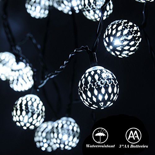 Operated Moroccan Waterproof Christmas Decorations product image