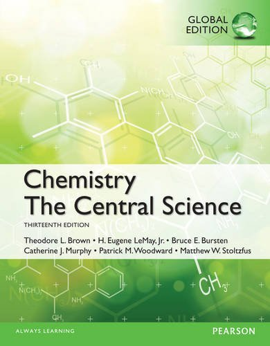 Chemistry the central science global edition theodore e brown chemistry the central science global edition theodore e brown bruce e bursten catherine murphy patrick h eugene h lemay 9781292057712 fandeluxe Image collections