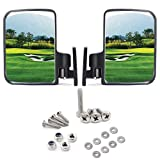 Golf-cart-Side-Mirrors-for-Club-Car-EZGO-Yamaha-and-Others
