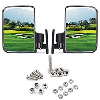 Golf cart Side Mirrors
