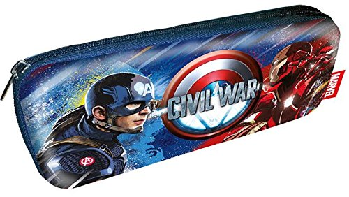 Box Moulded (Anker Captain America Moulded Pencil Case N/A)