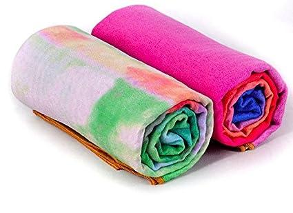 Toalla de toallas de silicona de colchonetas de Yoga shop impresión de finas Non – slip