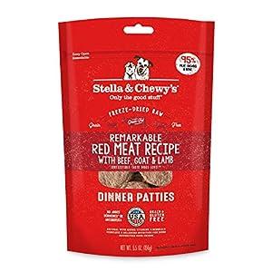 Stella & Chewy's FDRM-5.5 Freeze-Dried Raw Dinner Patties, Small