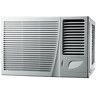 Perfect Aire 2PAHP18002 18,000 BTU Window Air Conditioner with Heat Pump-NES