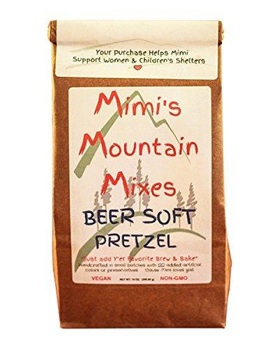 - Beer Soft Pretzel Mix