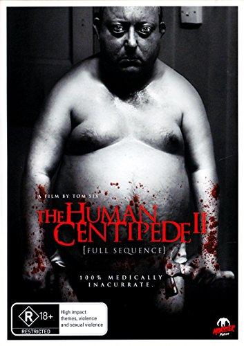 The Human Centipede 2   NON-USA Format   PAL   Region 4 Import - Australia