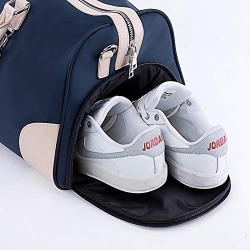 Golf Clothing Bag Men and Women Golf Bag Travel Bag Clothes Bag Light Large Capacity Shoulder Bag