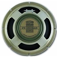 Altavoz para guitarra Celestion G10 Greenback, 16 ohmios