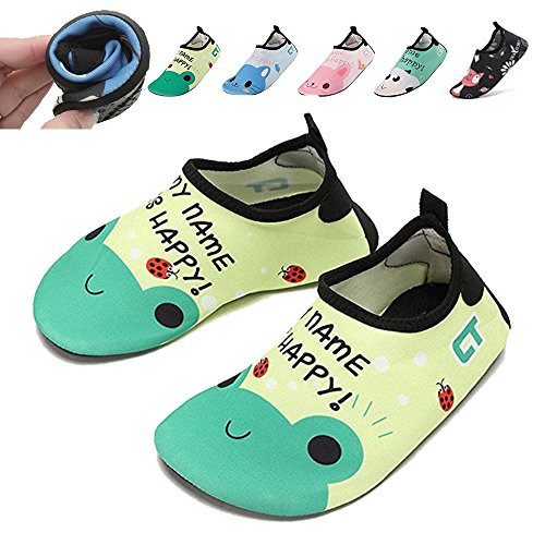 ant Shoes for Kids Baby Toddler Infant Youth Kid Water Beach Poo Pink Navy Size 11 13 9 10 12 for Walking Swimming Running Athletic ()