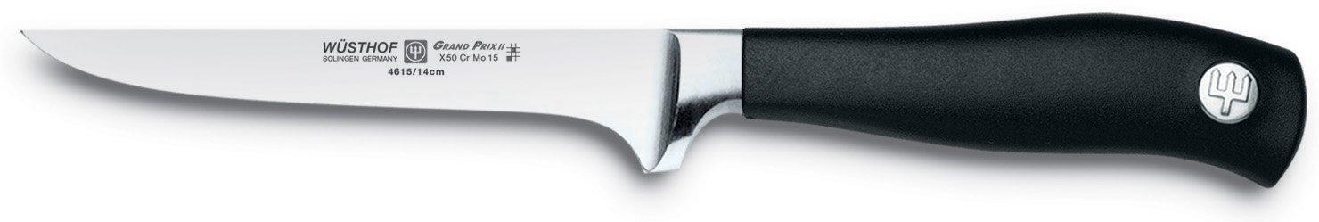 Wusthof Grand Prix II Boning Knife 4615 , 5'', 5 in.