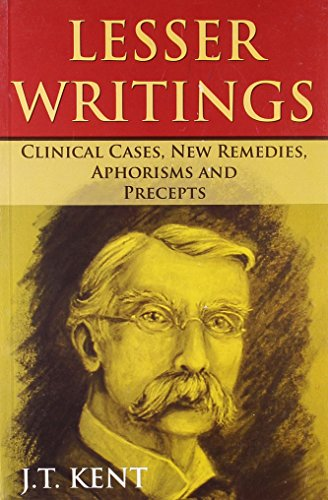 New Remedies, Clinical Cases, Lesser Writtings