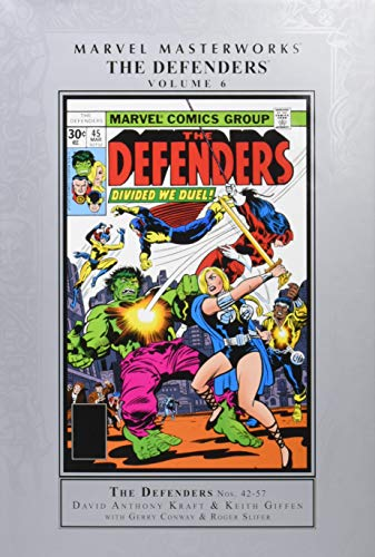 Marvel Masterworks: The Defenders Vol. 6