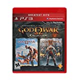 PlayStation 3 God of War 1 & 2 Collection Favoritos - Spanish/English Edition