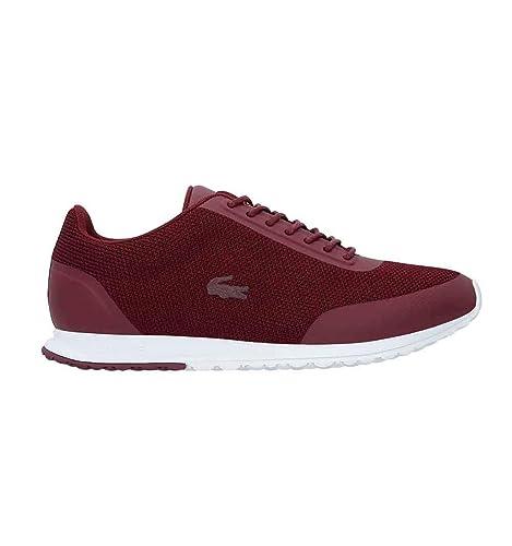 Zapatillas Lacoste de Mujer Helaine Runner 418: Amazon.es: Zapatos y complementos