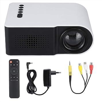 Lecxin Mini proyector, portátil Mini HD 1080P LED Proyector ...
