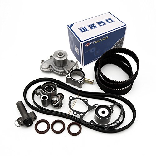 Timing Belt Kit Water Pump w/Gasket tensioner for 1995-2004 Toyota 4Runner T100 Tacoma Tundra 3.4L V6 2WD 4WD 5VZFE