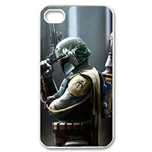 Unique Phone Case Design 18Star Wars Pattern- For Iphone 4 4S case cover