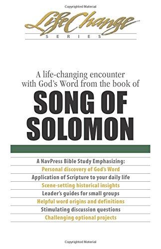 Song of Solomon (LifeChange)