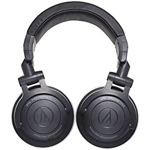 Audio Technica ATH-PRO700MK2 Closed-Back Professional Headphones (Certified Refurbished)