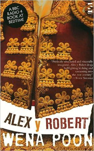 Book Alex y Robert