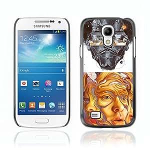Designer Depo Hard Protection Case for Samsung Galaxy S4 Mini / Psychedelics wangjiang maoyi