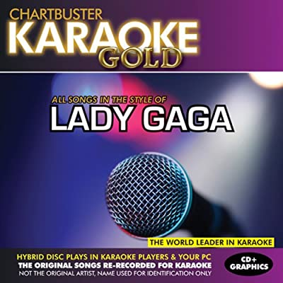Karaoke Gold: Songs in the Style of Lady Gaga