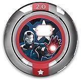Disney INFINITY: Marvel Super Heroes (2.0 Edition) Power Disc - Team Up: Iron Patriot
