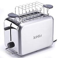 Kenwood TTM 020S Kmix Toaster mit Peek und View Funktion, silber -- 900 Watt...