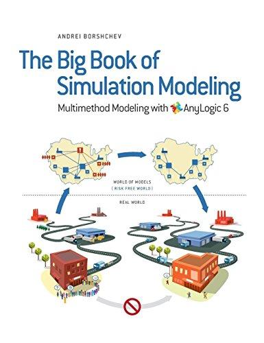 The Big Book of Simulation Modeling: Multimethod Modeling with AnyLogic 6