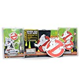Ghostbusters School SPIRIT Bundle: Metal School Supplies Storage Box, 1 GB Eraser USB Combo, 1 Spiral Notepad, 3 Erasers: Ecto-1 Stay Puft Slimer, 1984 & $5 off Pre-Order, 5 Ep of GB Cartoon