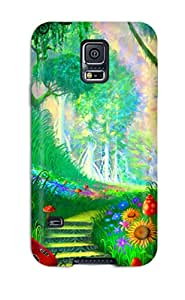Hot Case Cover For Galaxy S5 Ultra Slim Case Cover