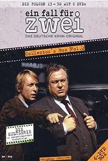 Ein Fall Für Zwei Collectors Box 16 5 Dvds Amazonde