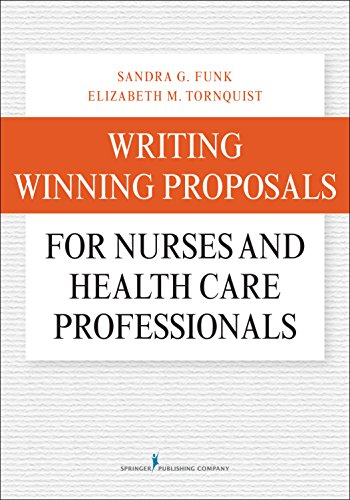 Writing Winning Proposals for Nurses and Health Care Professionals Pdf