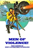 Men of Violence issue 4: The fanzine of men's adventure paperbacks (Volume 1)