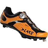 Lake Cycling 2014 Men's MX331 Cylco Cross Bike Shoes (Orange – 45.5)