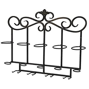 Over The Door Wire Racks likewise B01M4S2OOU as well Metal Wall Mount Magazine Rack further Wall Wine Rack further Vintage View Big Bottle Wall Mounted Rack. on wall mounted wine racks