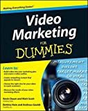 img - for Video Marketing For Dummies by Kevin Daum (2012-05-08) book / textbook / text book