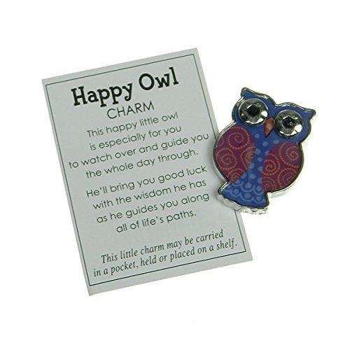 Ganz Happy Owl Pocket Token]()
