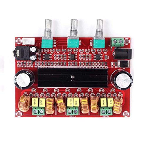 Liobaba TPA3116D2 2.1 Digital Audio Amplifier Board 280W+100W Subwoofer 2.1 amplificador DC24V XH-M139 D3-005