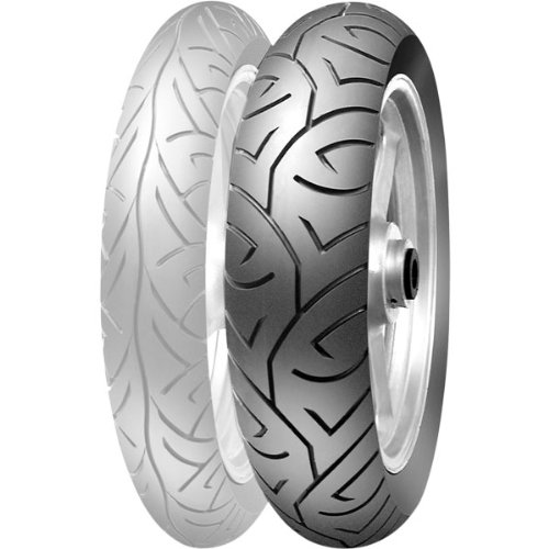 Pirelli Sport Demon Sport Touring Motorcycle Tire - 130/90-17, 68V / Rear