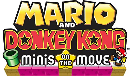 Mario and Donkey Kong:  Minis on the Move - 3DS [Digital Code] (Mario Donkey Kong Minis On The Move)