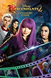 Disney Descendants 2 Cinestory Comic