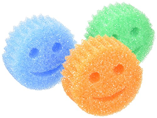 Scrub Daddy Color Sponge Pack product image