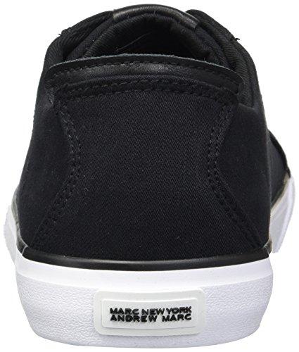 Marc New York Par Andrew Marc Sneaker Glenmore Homme Noir / Blanc