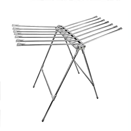 595c7e269 Amazon.com  Winged Folding Clothes Airer