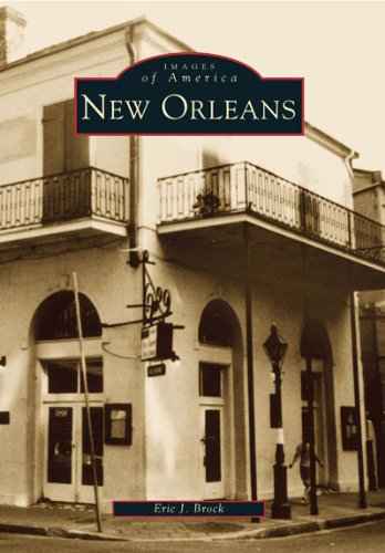New Orleans (Images of America: Louisiana)