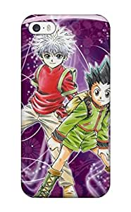 Best Case Cover Hunter X Hunter Art S Iphone 5/5s Protective Case