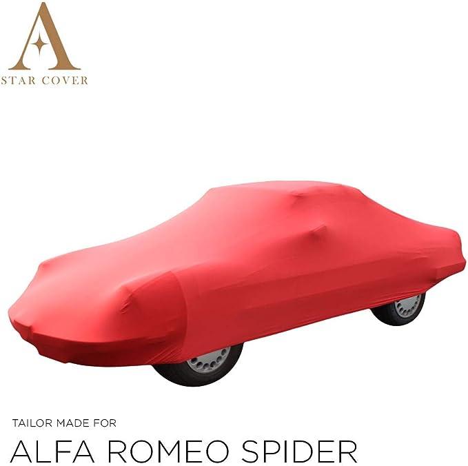CAR cover Auto Copertura Protettiva FORMA PERSONALIZZABILE PER ALFA ROMEO ALFASUD SPRINT anno 76-89