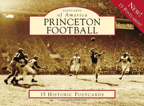 Download Princeton Football (Postcards of America) pdf